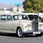1969 Rolls Royce Phantom Vi Limousine S105 Rogers Classic Car Museum 2015