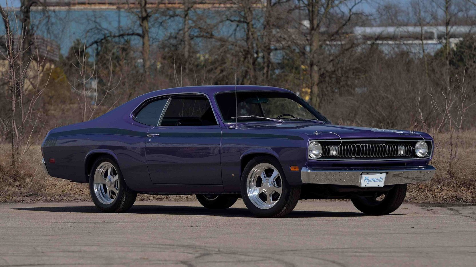 1971 Plymouth Duster | S232 | Indy 2017