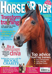 Free subscription to Horse & Rider magazine
