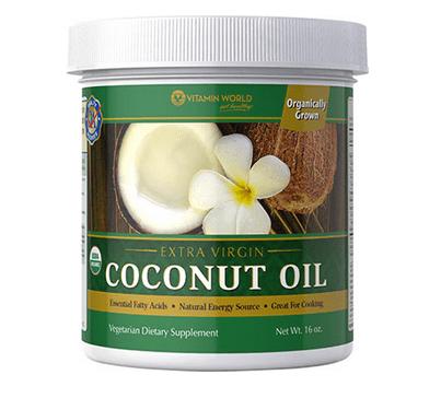 FREE Coconut Oil!