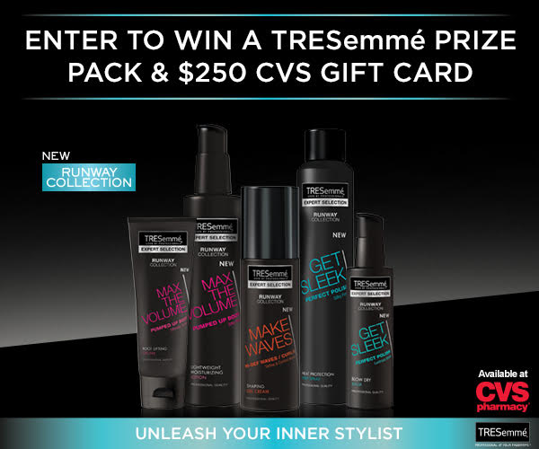Tresemme Gift Card