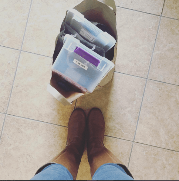 500 Things Decluttering Challenge