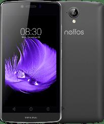 Neffos C5L negro