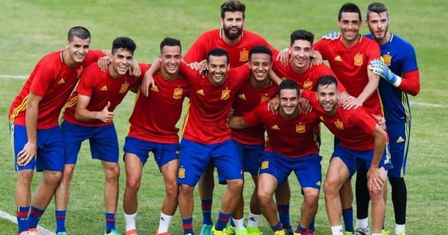 La Roja buscará este año su tercera eurocopa de este siglo