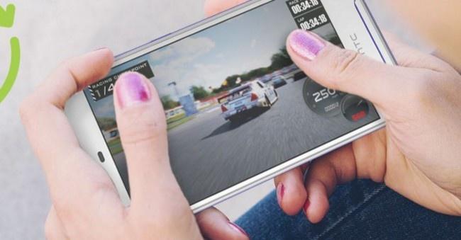 HTC Desire 628 juegos