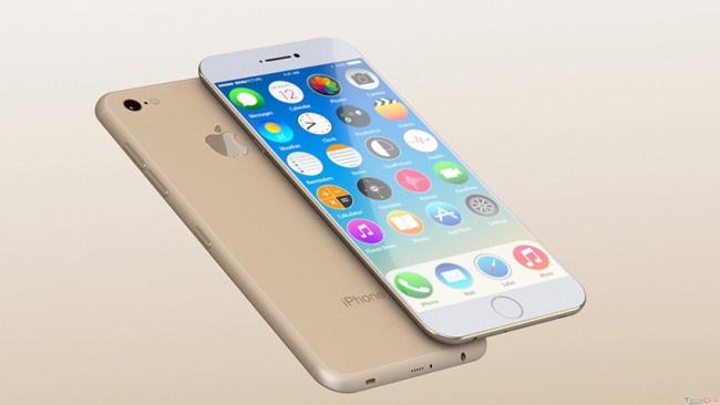 Render del iPhone 7