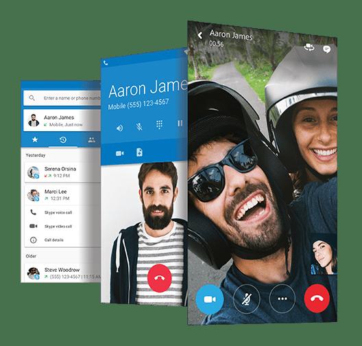 Cyanogen 13.1 Skype