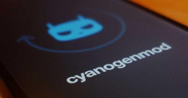logo de cyanogenmod
