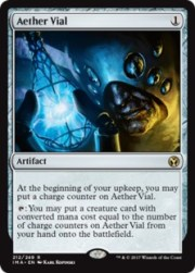 Image result for aether vial mtggoldfish