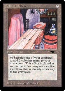 Image result for ashnod's altar mtggoldfish