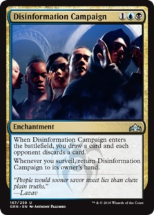 Image result for disinformation campaign mtggoldfish