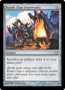 Image result for Krark-clan ironworks goldfish