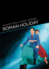 Netflix: Roman Holiday | Audrey Hepburn stars as a stifled princess who slips away from her guardians and is taken under the wing of a tabloid reporter looking for a scoop.