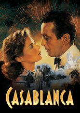 Netflix: Casablanca | American expat Rick Blaine runs a Moroccan nightclub during World War II and contends with his ex, who walks back into his life.