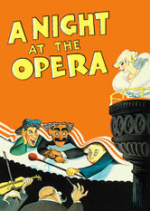 Netflix: A Night at the Opera | The Marx Brothers wreak opera house havoc in the film that contains one of the guys' most popular comedy bits ever: the crowded stateroom scene.