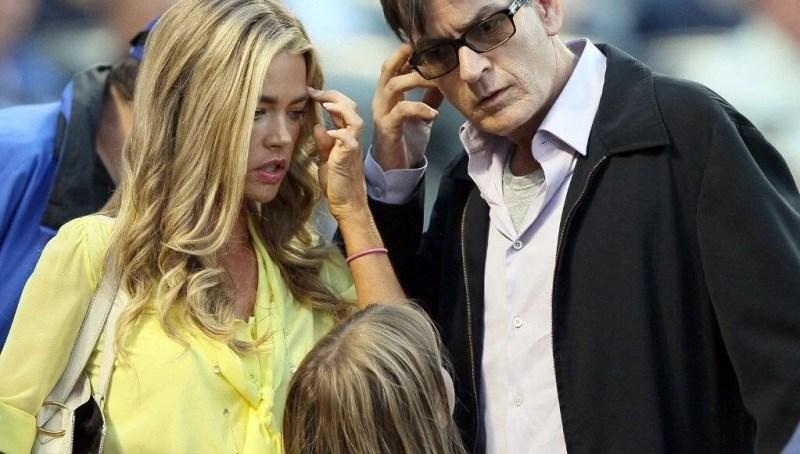 Charlie Sheen ile Denise Richards'ın kızları Sami Sheen: Şiddetin olduğu bir evde kapana kısılmıştım
