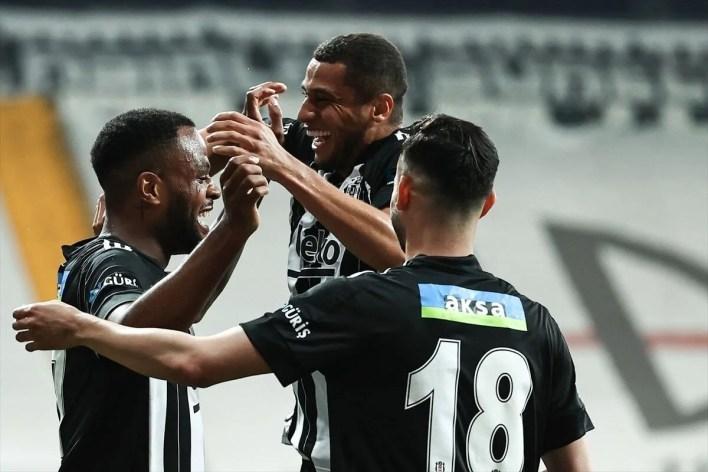 Besiktas victory with 7 goals - 11