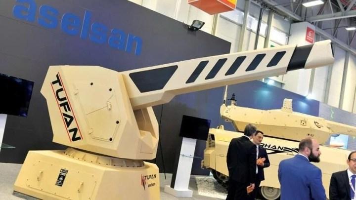 Türkiye'nin ilk silahlı insansız deniz aracı, füze atışlarına hazır - 248