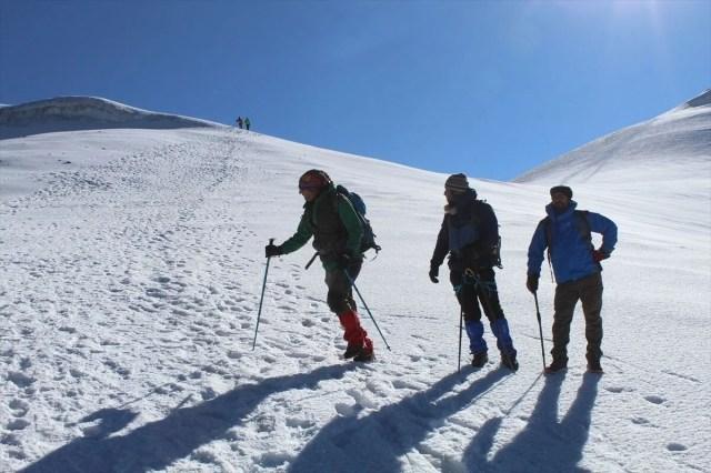 Ağrı Dağı'nda dağcıların en büyük yardımcısı: Türkiye'nin yerli 'şerpa'ları - 14