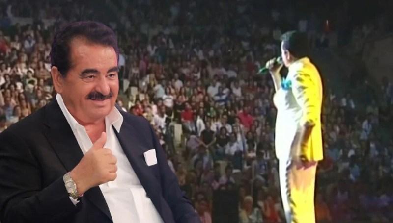 İbrahim Tatlıses'ten 12 yıl sonra konser