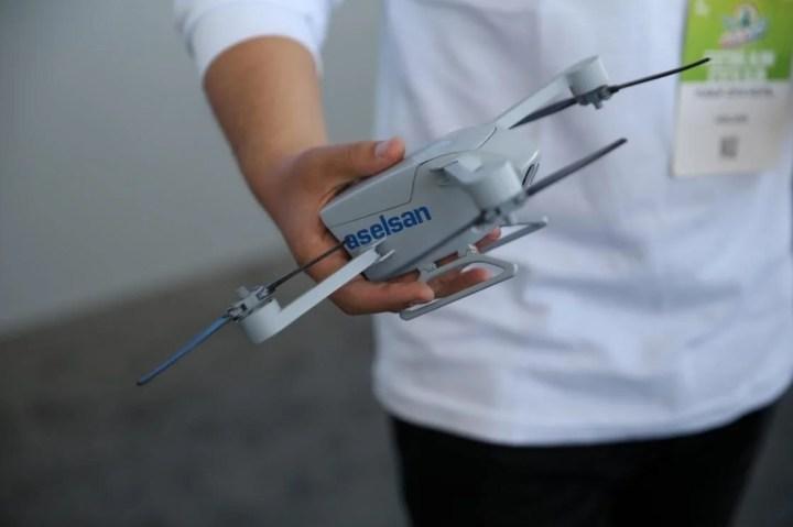 Türkiye'nin ilk silahlı insansız deniz aracı, füze atışlarına hazır - 105