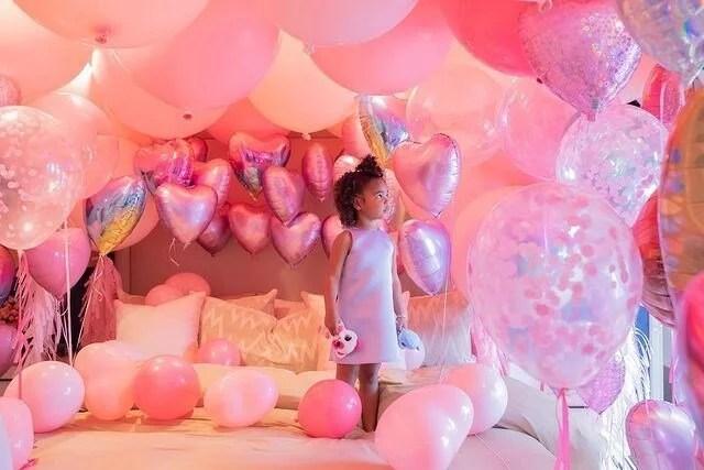 Khloe Kardashian's daughter Doğru is 3 years old - 10