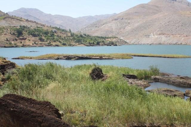 Baraj gölündeki yüzen adalar sabitlenecek - 3