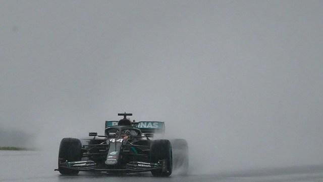 SON DAKİKA HABERİ: Formula 1'de sıralama turu yeniden başladı