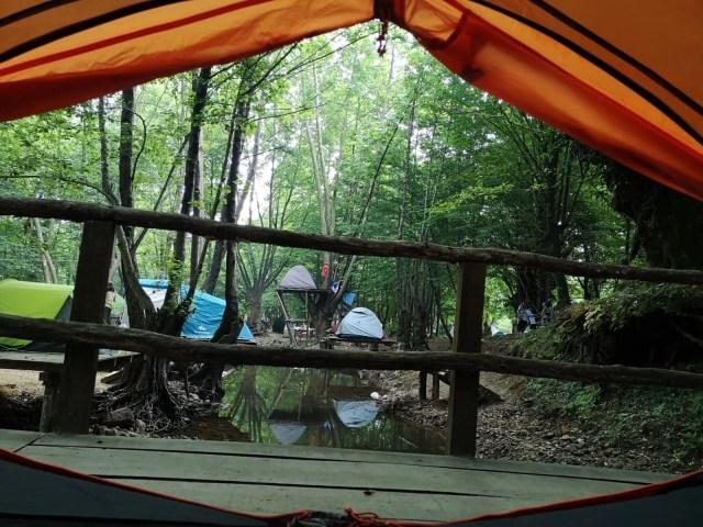 İstanbul çevresindeki en iyi kamp alanları - 19