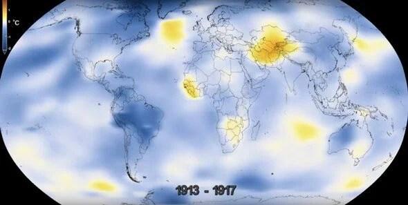 Dünya 'ölümcül' zirveye yaklaşıyor (Bilim insanları tarih verdi) - 42