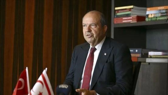 Από τον Πρόεδρο της ΤΔΒΚ Τατάρ στον Έλληνα ηγέτη Αναστασιάδη: Μην ακολουθείτε όνειρα που δεν θα γίνουν πραγματικότητα
