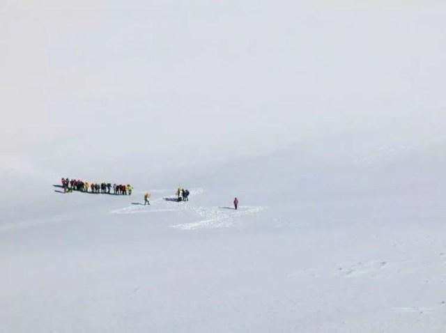 Ağrı Dağı'nda dağcıların en büyük yardımcısı: Türkiye'nin yerli 'şerpa'ları - 2