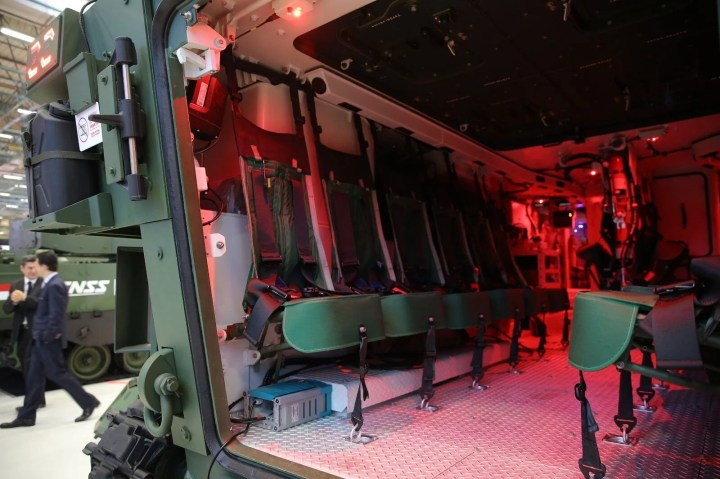 Türkiye'nin ilk silahlı insansız deniz aracı, füze atışlarına hazır - 113