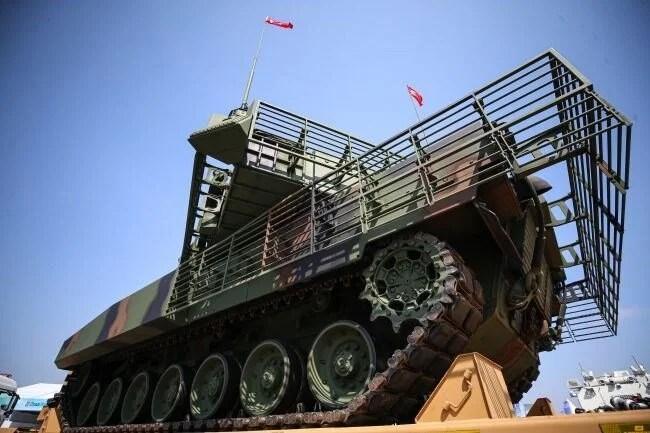 Türkiye'nin ilk silahlı insansız deniz aracı, füze atışlarına hazır - 57