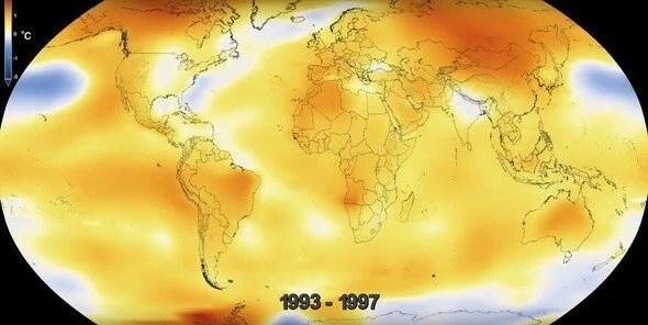 Dünya 'ölümcül' zirveye yaklaşıyor (Bilim insanları tarih verdi) - 123