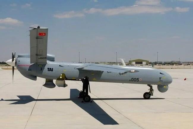 Türkiye'nin ilk silahlı insansız deniz aracı, füze atışlarına hazır - 164