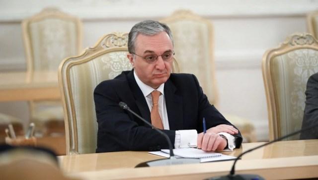 SON DAKİKA HABERİ: Ermenistan Dışişleri Bakanı istifa etti