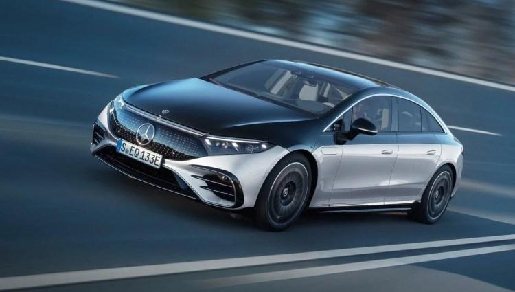 Mercedes'ten elektrikli S-Class: 2021 Mercedes EQS tanıtıldı