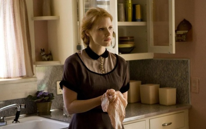 One of the best actors of his age: Jessica Chastain - 10