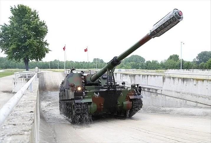 Türkiye'nin ilk silahlı insansız deniz aracı, füze atışlarına hazır - 173