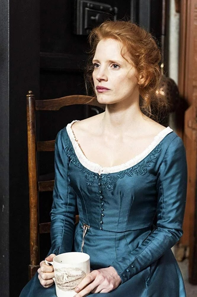 One of the best actors of his age: Jessica Chastain - 21