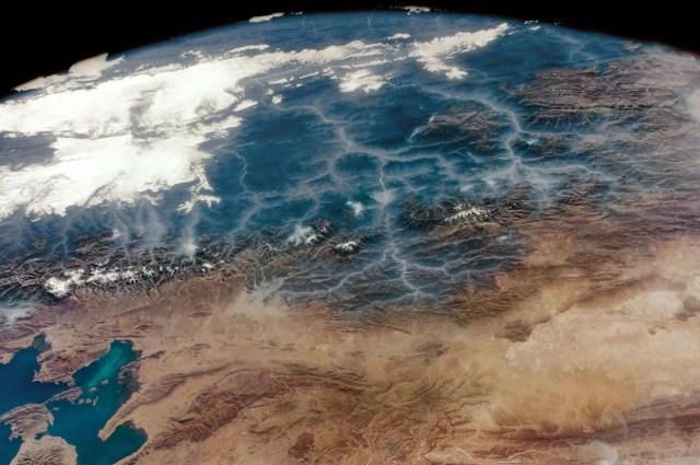 NASA'nın yarışmasını Van Gölü kazandı - 27