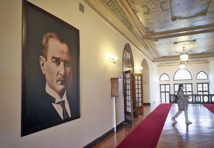 Yakın tarihin tanığı Cumhuriyet Müzesi 40 yıldır tarihseverleri ağırlıyor - 10