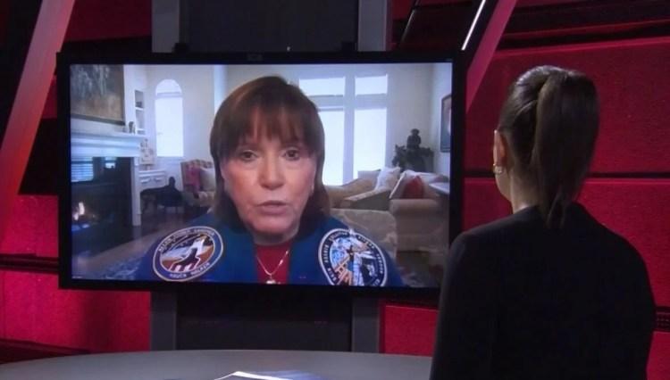 İlk kadın astronotlardan Anna Lee Fisher NTV'de