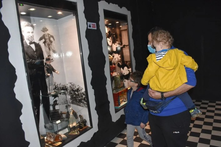 The museum in Gaziantep takes visitors on a cultural journey with games and toys - 2