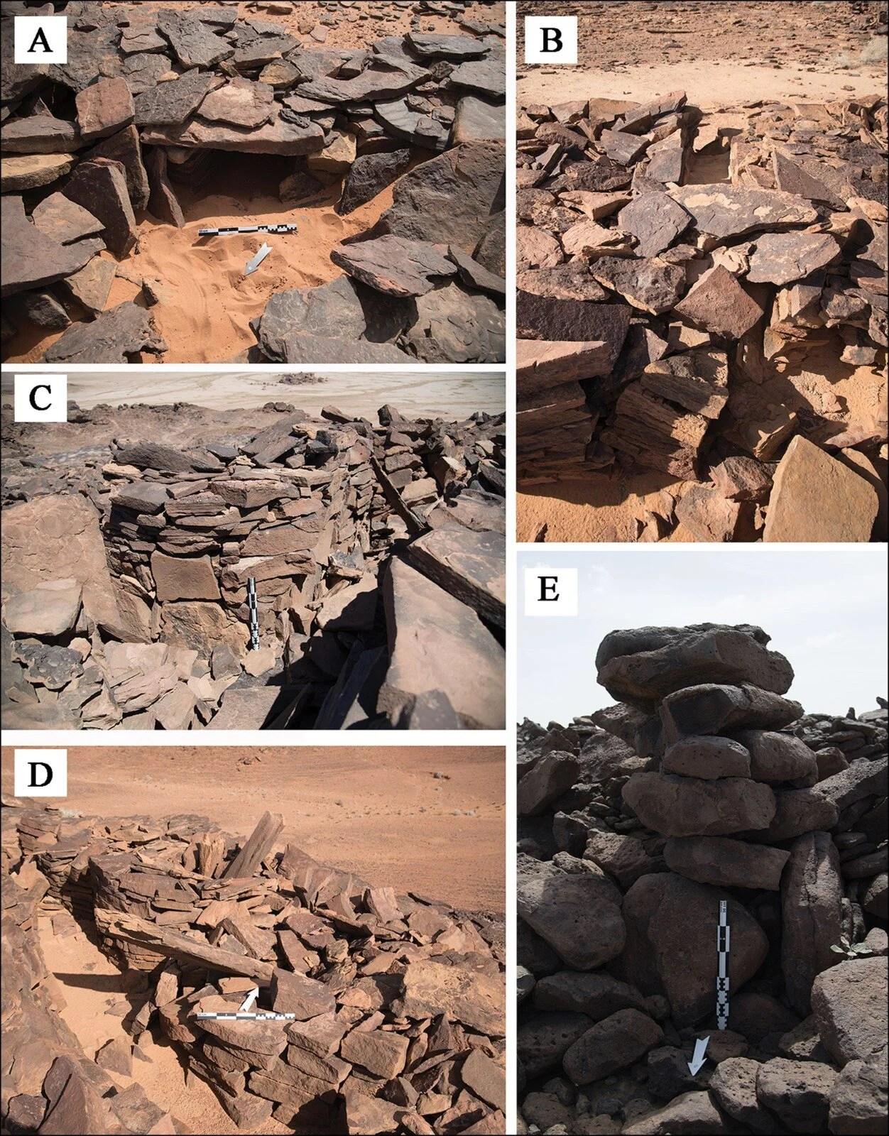 Suudi Arabistan'daki 7 bin yıllık yapılar: Stonehenge'den daha eski - 5