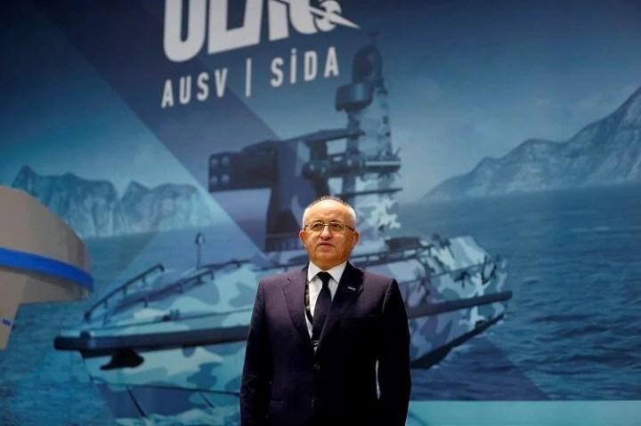 Türkiye'nin ilk silahlı insansız deniz aracı, füze atışlarına hazır - 26