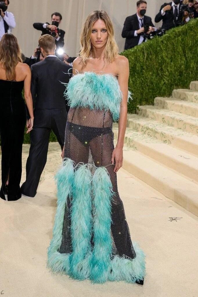 2021 MET Gala'nın en ilginç kıyafetleri - 59