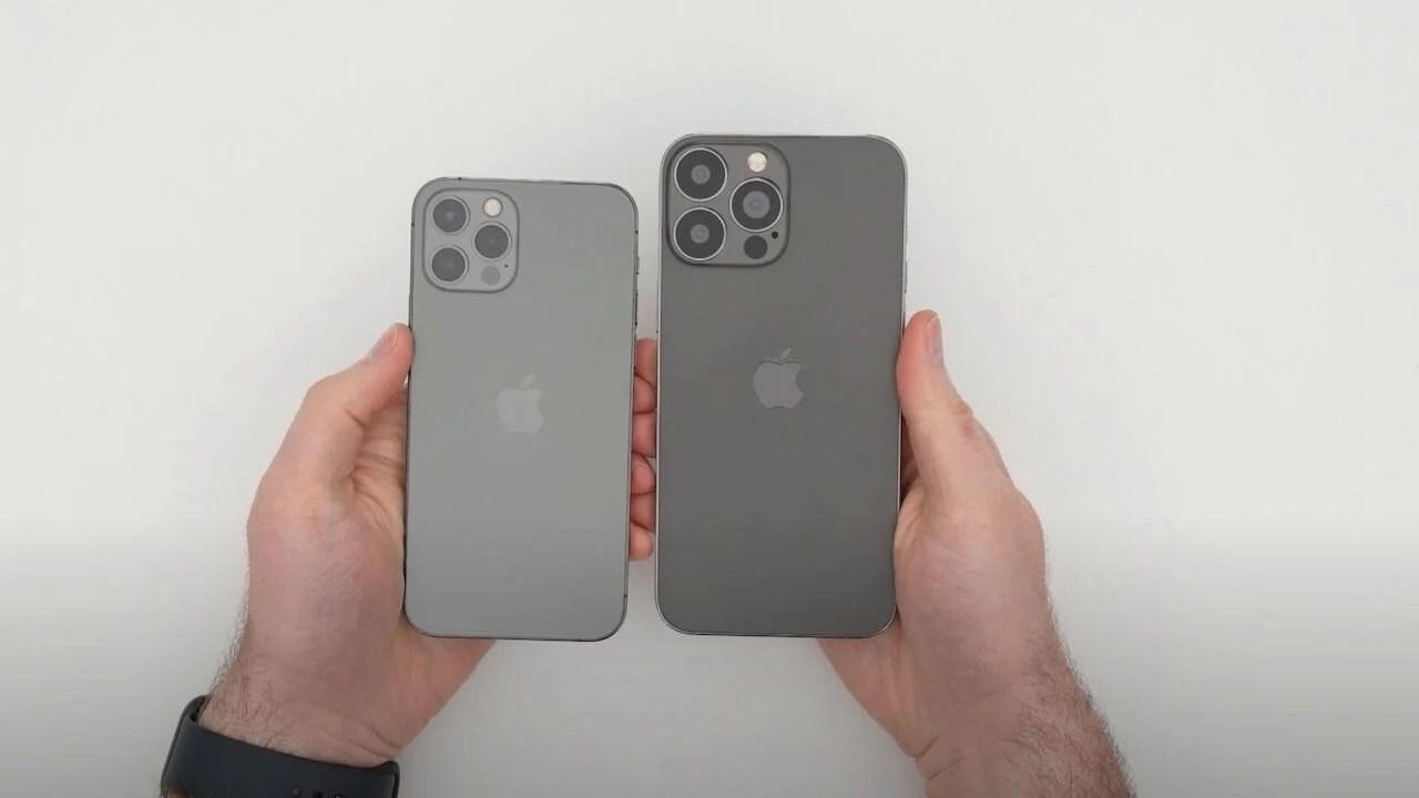 Yeni iPhone 13 Pro'nun en net görüntüsü sızdı: Bu haliyle üretime girebilir - 3