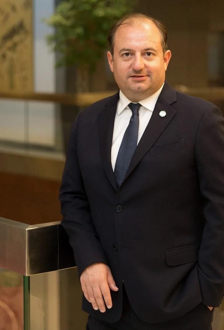Ambalaj Sanayicileri Derneği (ASD) Başkanı Zeki Sarıbekir